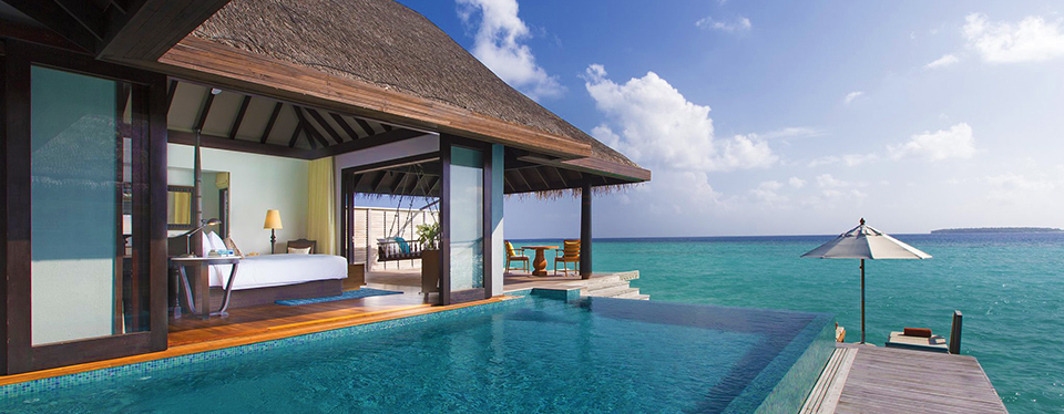 <h2>Maldivian Luxury Escape</h2><p>7 Nights at Anantara Kihavah Villas<p><p class=price>From <strong>$5890</strong></p>