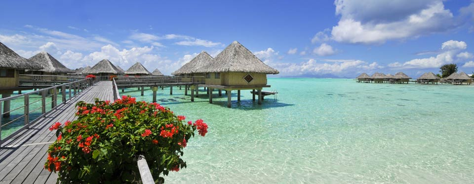 <h2>Bora Bora Escape</h2><p>Includes 2 FREE Nights<p><p class=price>From <strong>$3395</strong></p>