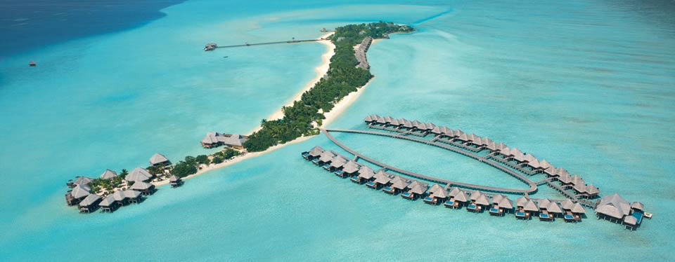 <h2>Intimate Luxury Escape</h2><p>7 Night Maldives Vacation<p><p class=price>From <strong>$3300</strong></p>