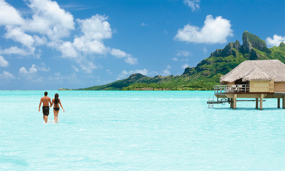 Bora Bora - the island of your dreams