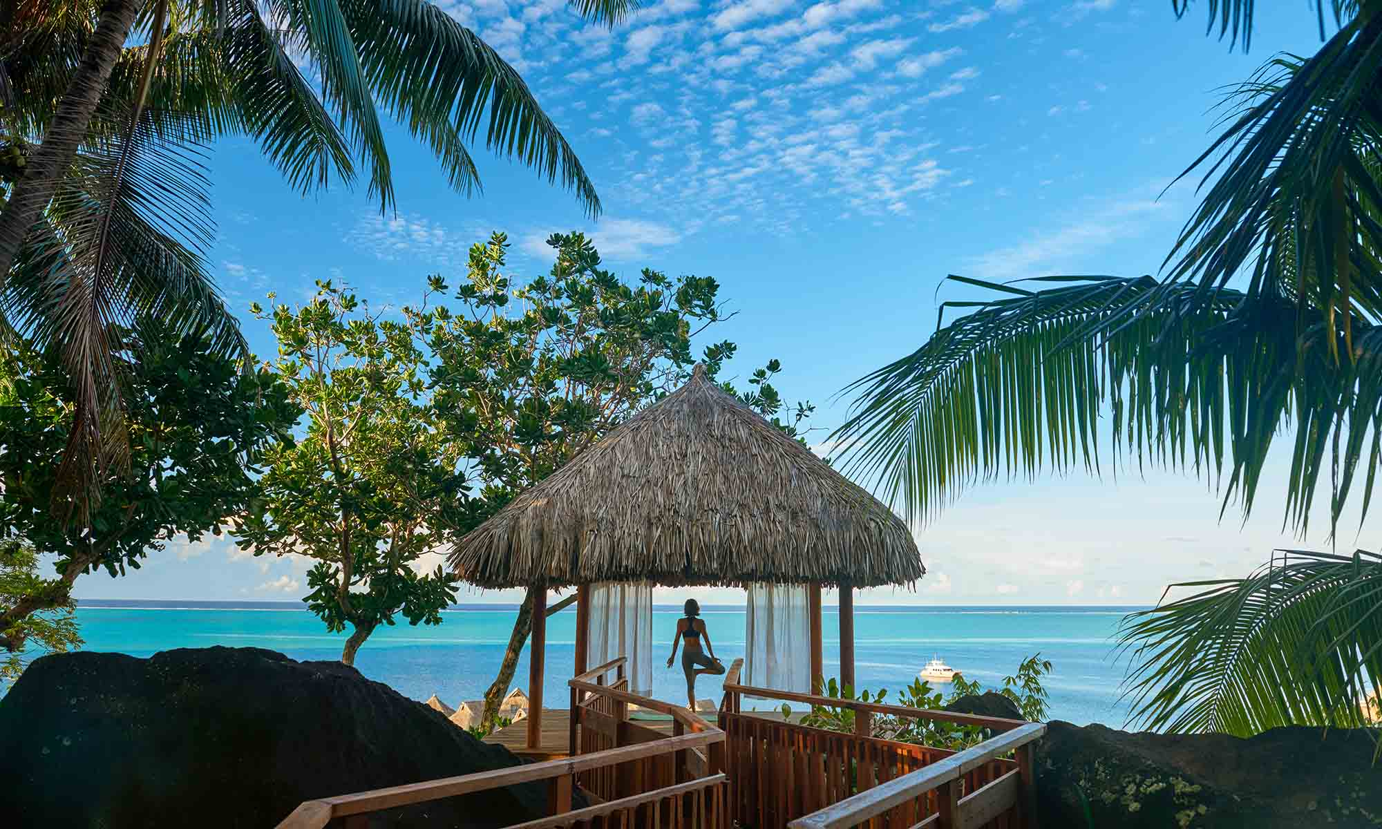 Yoga & Wellness at the Conrad Bora Bora Nui