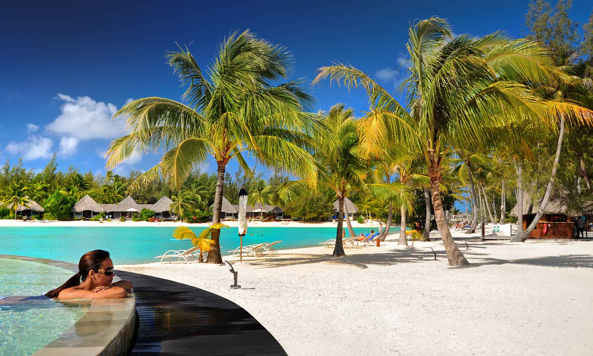 Enjoy Days of Pure Leisure at Le Meridien Bora Bora