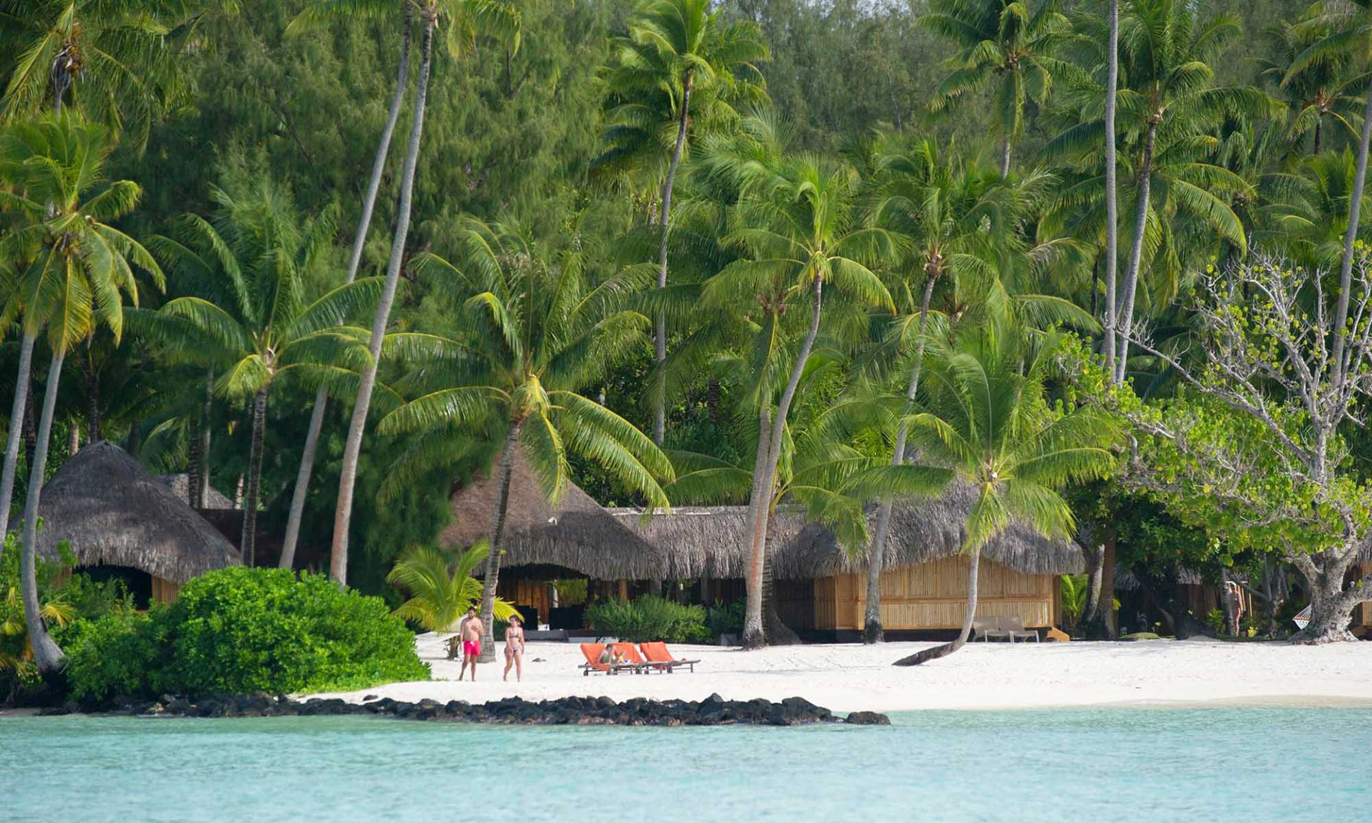 Bora Bora Pearl Beach Resort and Spa  Tahiticom