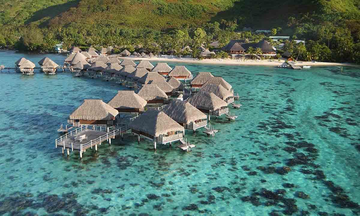 Moorea Resort Hotels And Best Luxury Beach Resorts Tahiti