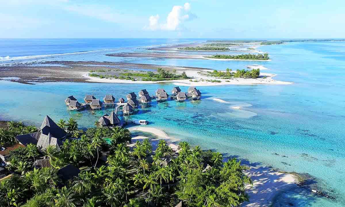 Tikehau Pearl Beach Resort 5 Night Island Vacation