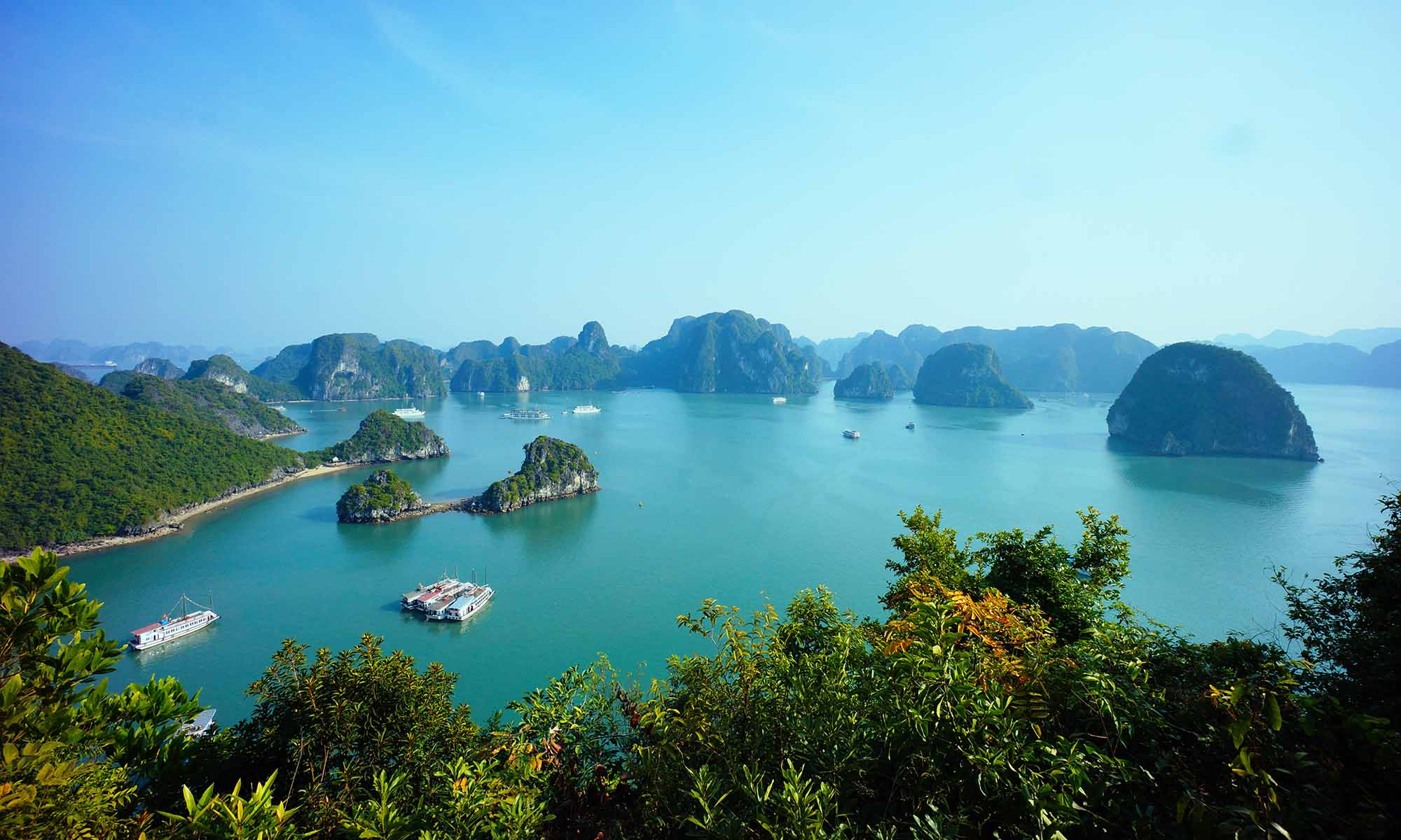 Vietnam - Ha Long Bay