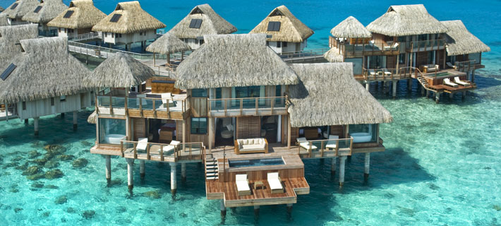 Hilton Bora Bora Nui Resort & Spa rooms