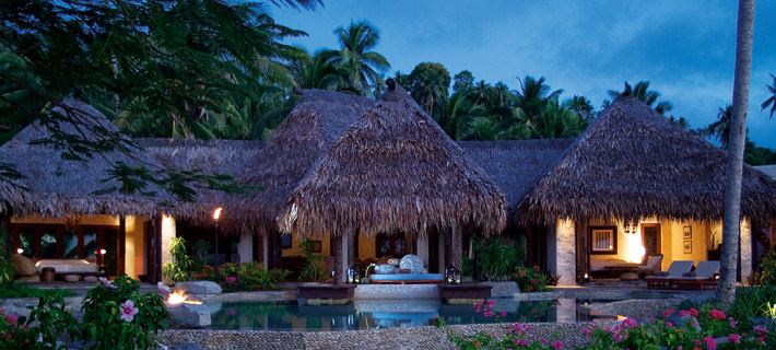 Laucala Island Resort rooms