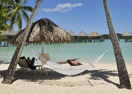 Escape to the InterContinental Le Moana Resort in Bora Bora
