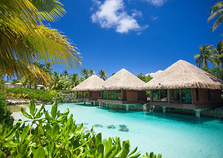 The Deep Ocean Spa at InterContinental Bora Bora Thalasso Resort