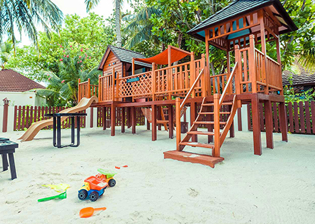 Turtle Kids' Club at Lily Beach Maldives