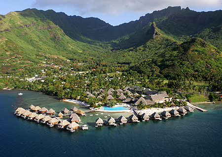 Moorea, The Belvedere Lookout