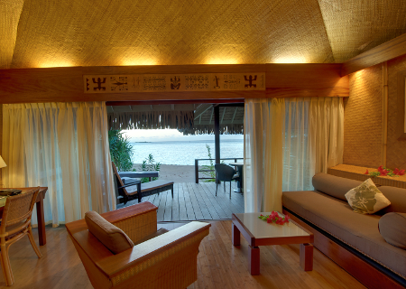 InterContinental Moorea Resort & Spa, Beach Bungalow