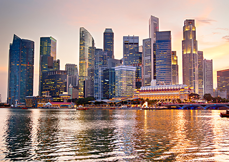 Tour the Exhilirating City of Singapore