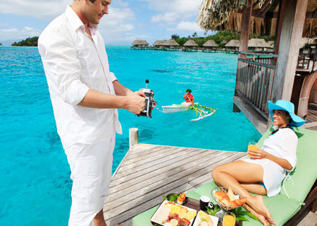 Bora Bora, Relax in Your Private Overwater Bungalow