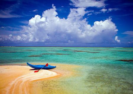 Tikehau Island, Lagoon