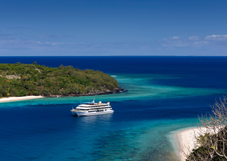Blue Lagoon Cruises, Yasawa Islands