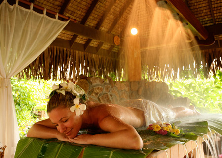 InterContinental Moorea Resort & Spa, Helene Spa