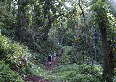 Namale, Guided Hiking Adventure