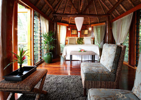 Namale Fiji Island Resort & Spa, Honeymoon Bure