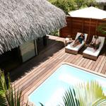 Hilton moorea lagoon resort and spa tahiti legends for Garden pool suite hilton moorea