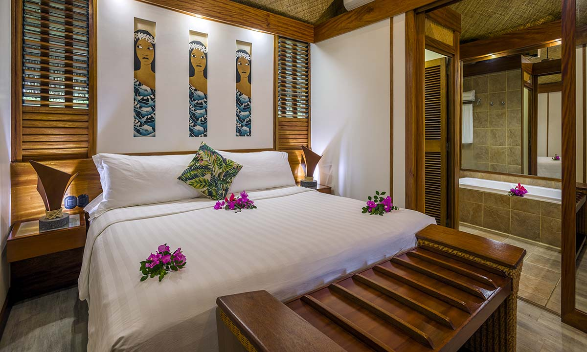 Intercontinental Moorea Resort And Spa Tahiti Legends